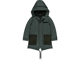 SHORT DOWN COAT