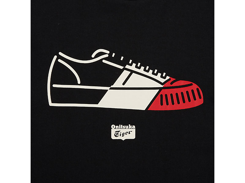 GRAPHIC TEE BLACK 9 Z