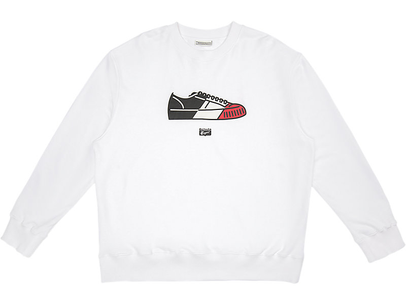 SWEAT TOP WHITE 1 FT