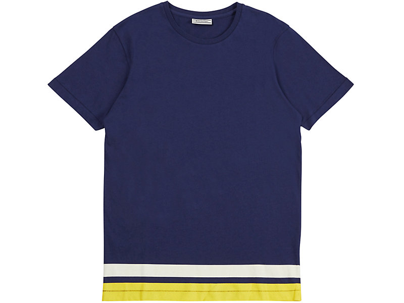 STRIPED TEE NAVY 1 FT