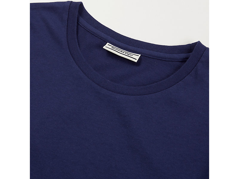 STRIPED TEE NAVY 9 Z
