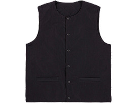 VEST, PERFORMANCE BLACK