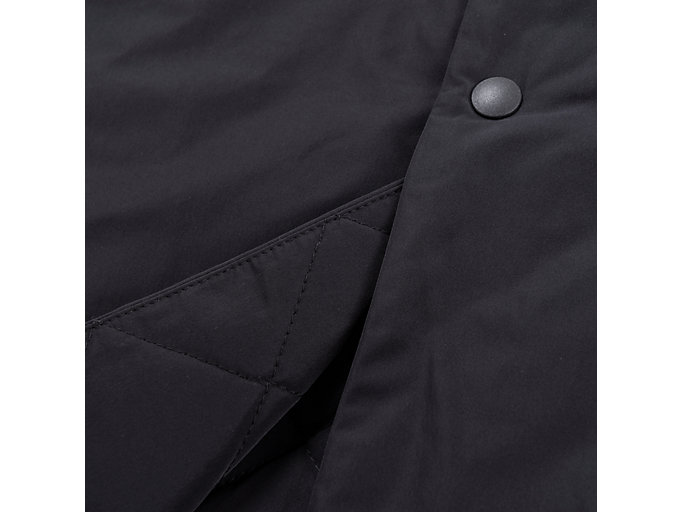 Alternative image view of LONG VEST, PERFORMANCE BLACK