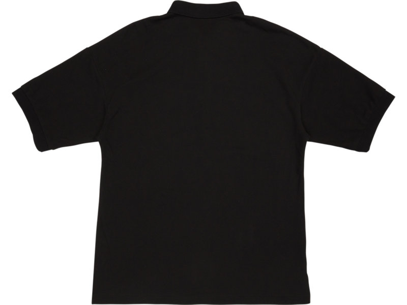POLO SHIRT BLACK 5 BK