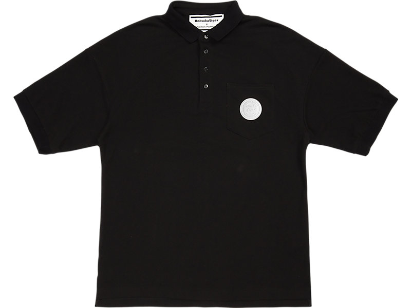 POLO SHIRT BLACK 1 FT