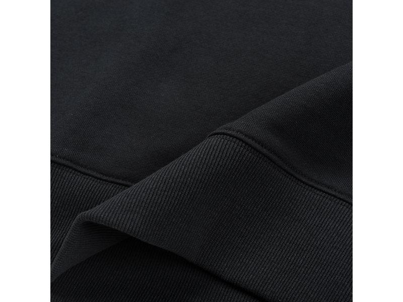 SWEAT HOODIE BLACK 13 Z
