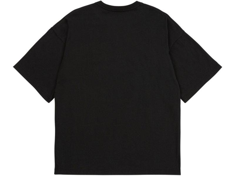 TEE BLACK 5 BK