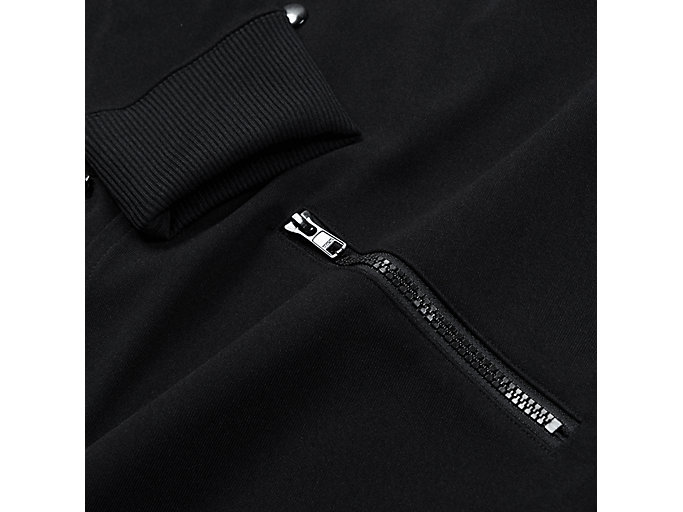 Alternative image view of TRACK TOP, PERFORMANCE BLACK