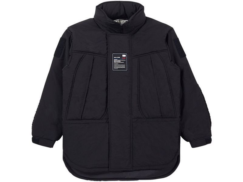 PUFFER JACKET BLACK 1 FT