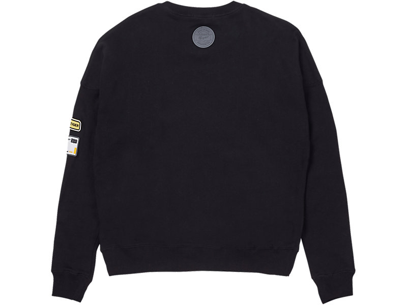 PATCH PULL-OVER BLACK 5 BK