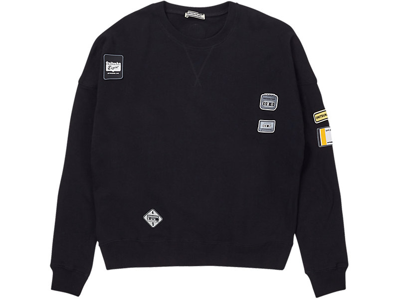 PATCH PULL-OVER BLACK 1 FT