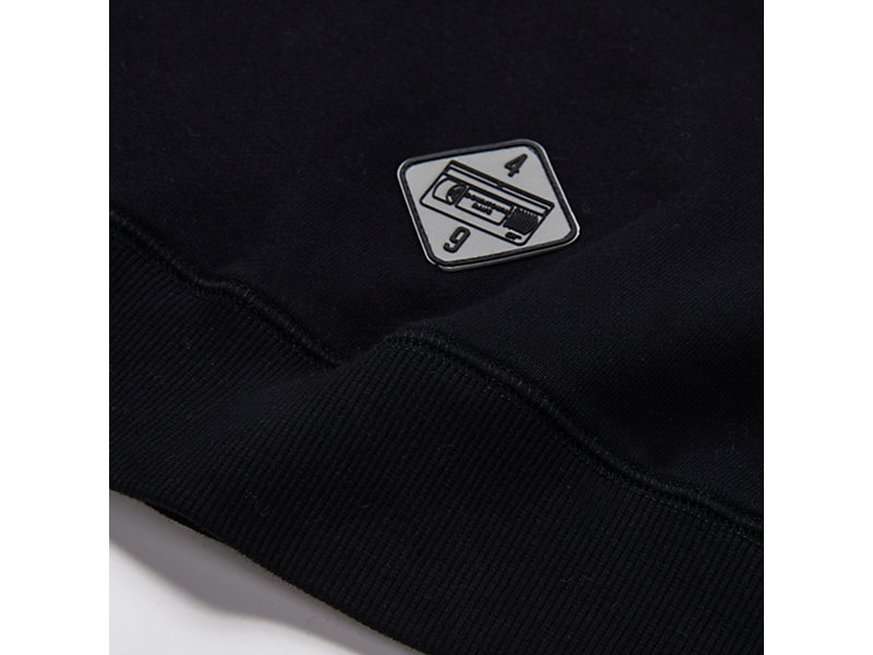PATCH PULL-OVER BLACK 13 Z