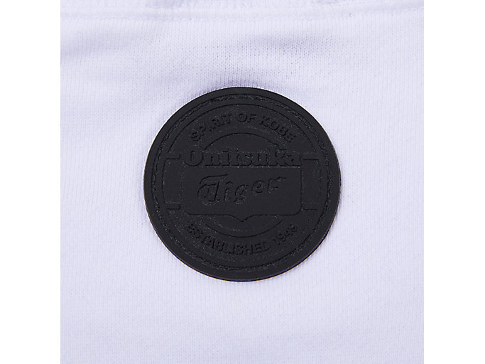 Alternative image view of PATCH PULL-OVER, REAL WHITE