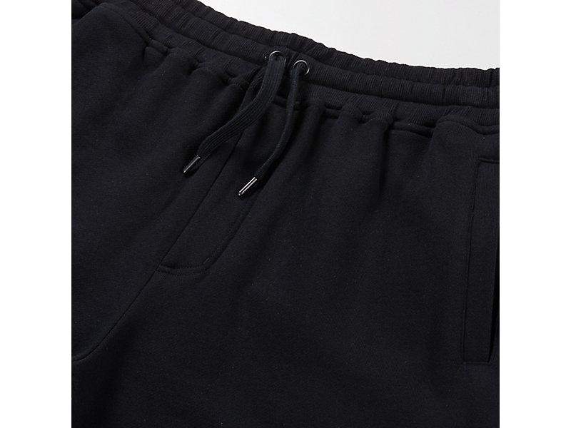 LOGO SHORT BLACK/WHITE 9 Z