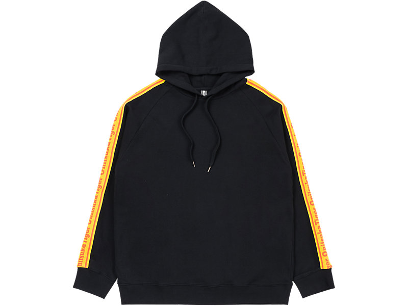 SWEAT HOODIE BLACK 1 FT