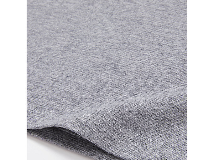 Alternative image view of Logo T-Shirt, MID GREY/PERFORMANCE BLACK