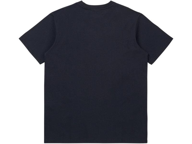 LOGO TEE BLACK/SILVER 5 BK