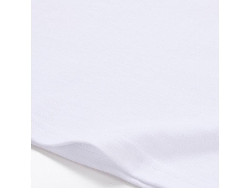 LOGO TEE WHITE/SILVER 13 Z