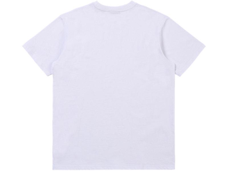 LOGO TEE WHITE/GOLD 5 BK