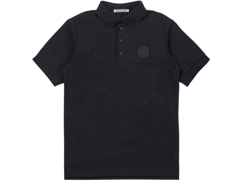 POLO SHIRT BLACK 1 FT