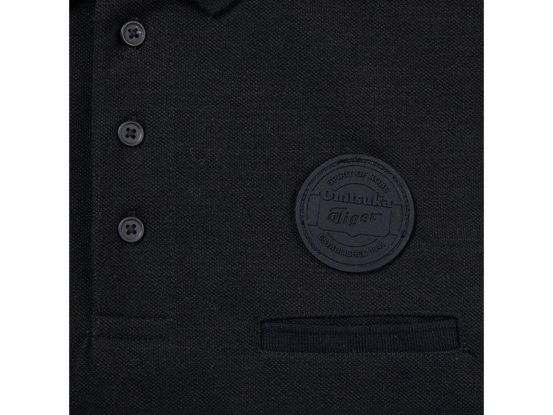 POLO SHIRT BLACK 9 Z