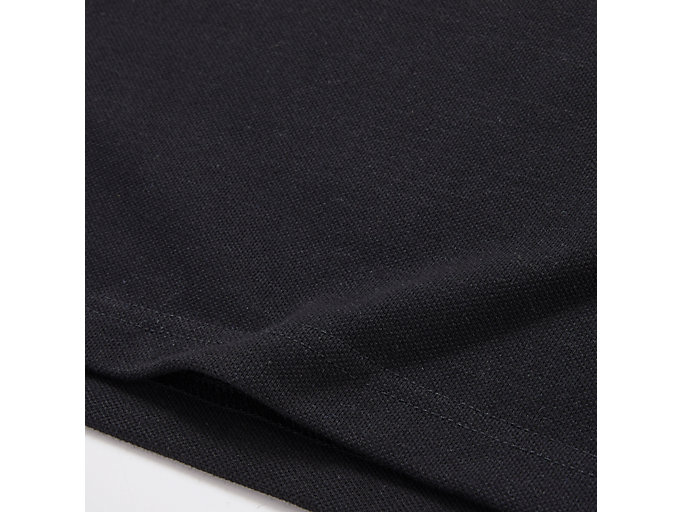 Alternative image view of POLO SHIRT, PERFORMANCE BLACK