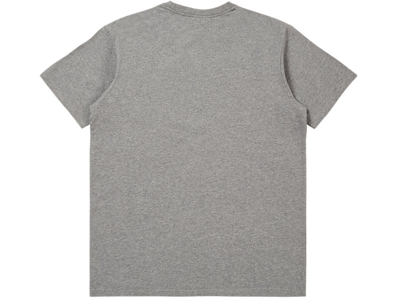 WASHED GRAPHIC TEE MID GREY 5 BK