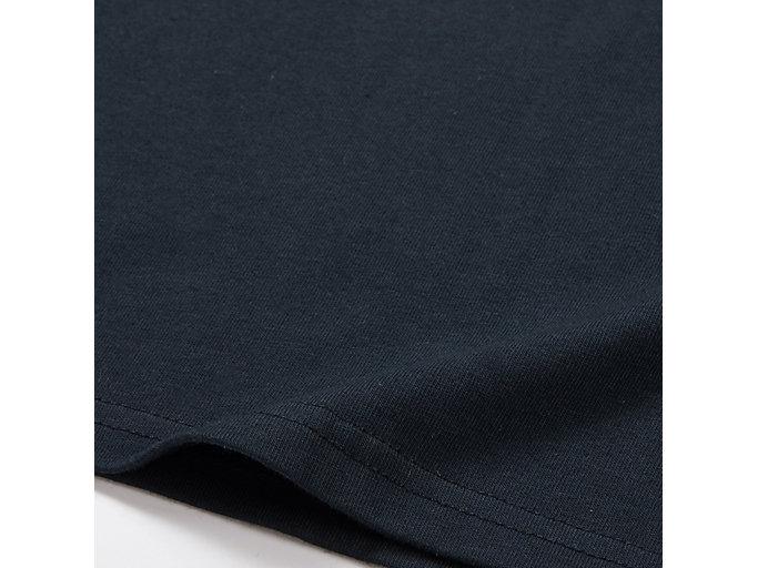 Alternative image view of GRAPHIC TEE, PERFORMANCE BLACK