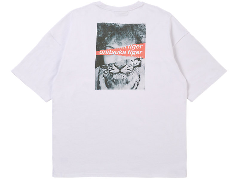 GRAPHIC TEE WHITE 5 BK