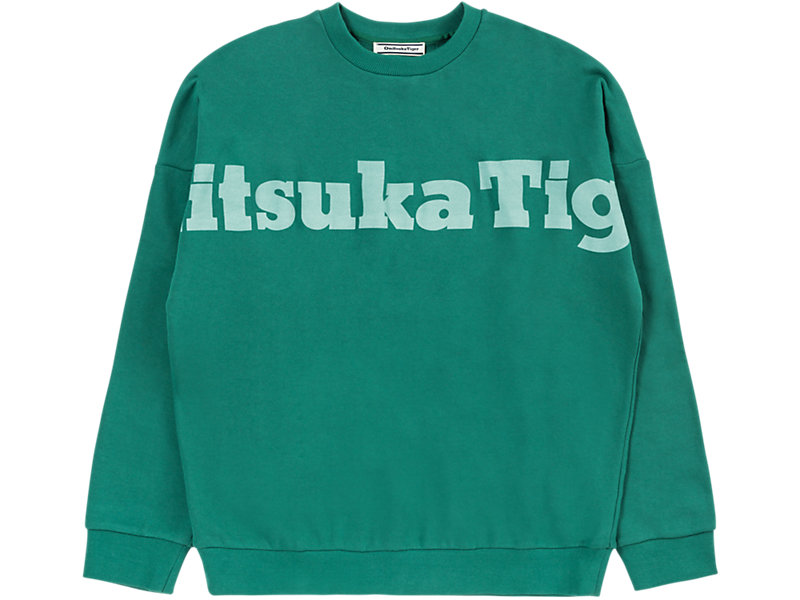 SWEAT TOP GREEN 1 FT