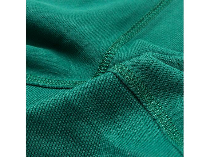 Alternative image view of SWEAT PANT, GREEN