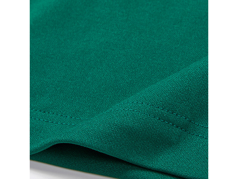 Short Sleeve Track Top GREEN 13 Z