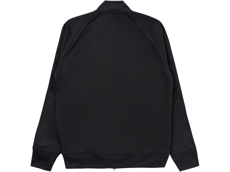 TRACK TOP BLACK 5 BK