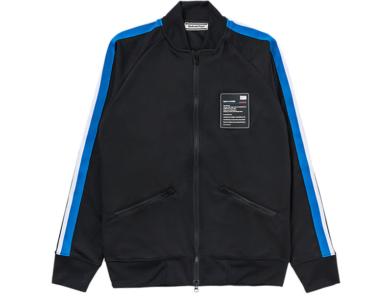 TRACK TOP BLACK 1 FT