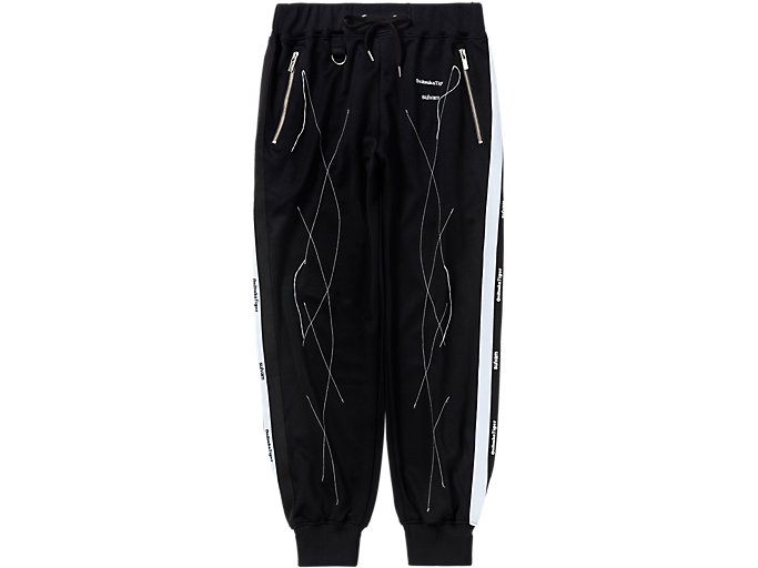 Front Top view of TRACK PANTS