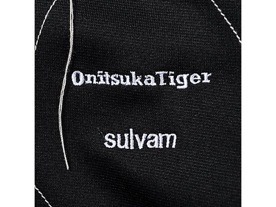 Sulvam聯名Onitsuka Tiger針織外套 黑色