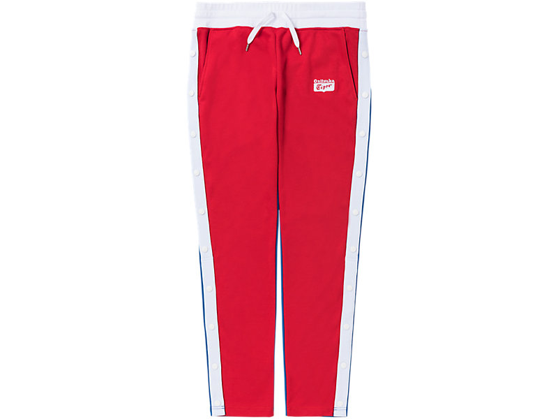 TRACK PANT FIERY RED 1 FT