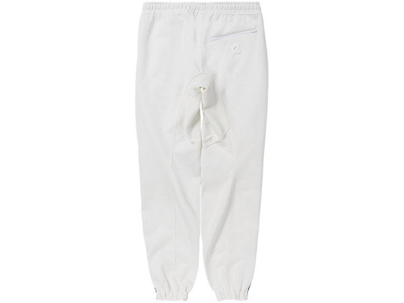TRACK PANT REAL WHITE 5 BK