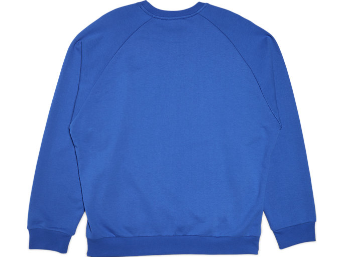 Back view of SWEAT TOP