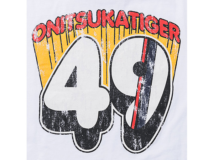 Alternative image view of WASHED GRAPHIC TEE