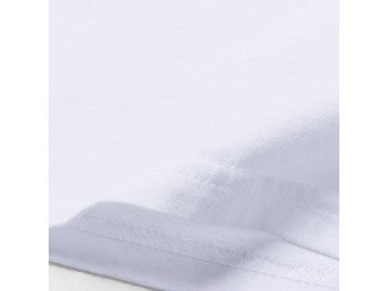 中性洗水印花T恤 WHITE