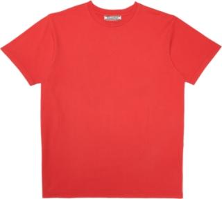 中性洗水印花T恤