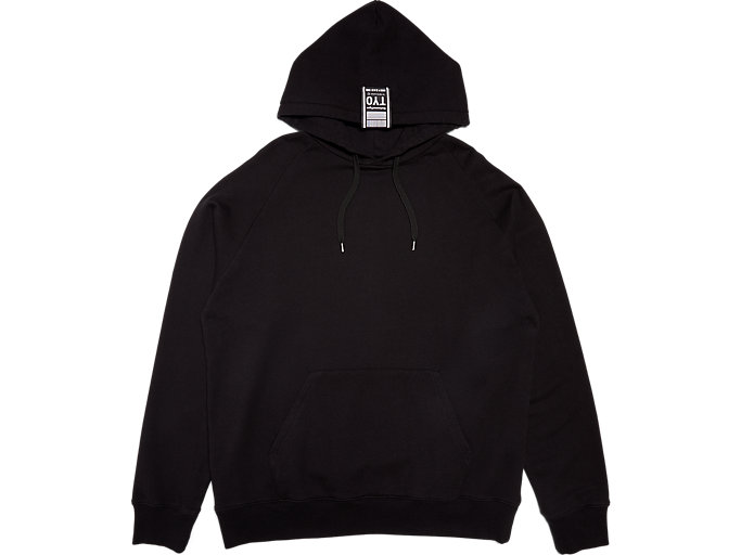 Front Top view of HOODIE
