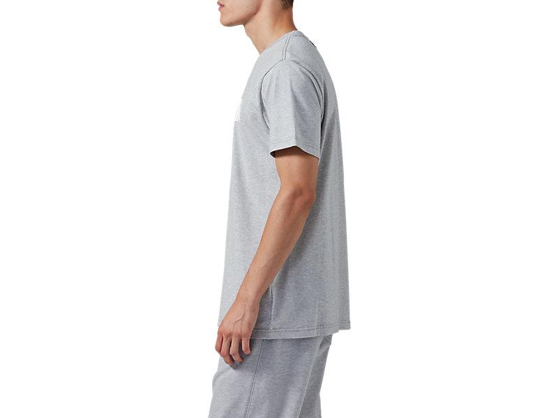 OP Graphic Short Sleeve Tee Grey Heather 9 Z