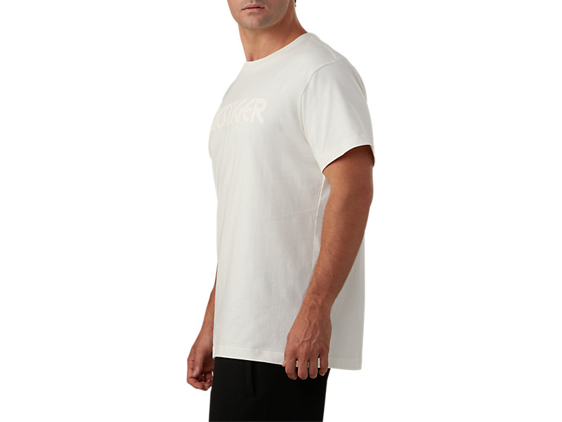 OP Graphic Short Sleeve Tee CREAM 17 Z