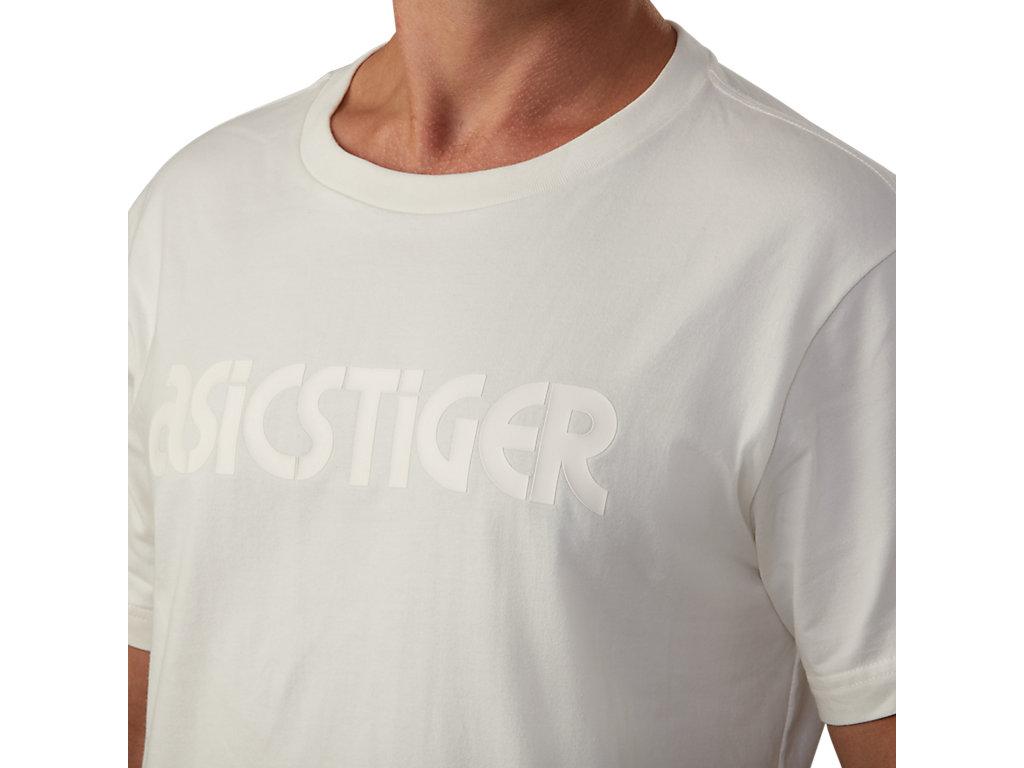 ASICS-Tiger-Men-039-s-OP-Graphic-Short-Sleeve-Tee-Clothes-2191A004 thumbnail 13