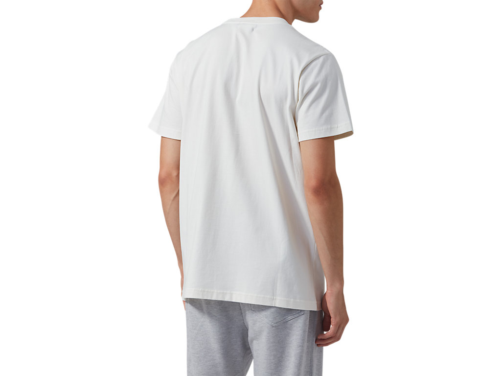 ASICS-Tiger-Men-039-s-OP-Graphic-Short-Sleeve-Tee-Clothes-2191A004 thumbnail 9