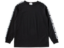 LOGO TAPE LONG SLEEVED TEE