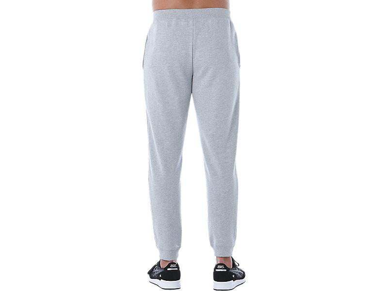 BL Sweat Pants GRAY HEATHER 9 BK