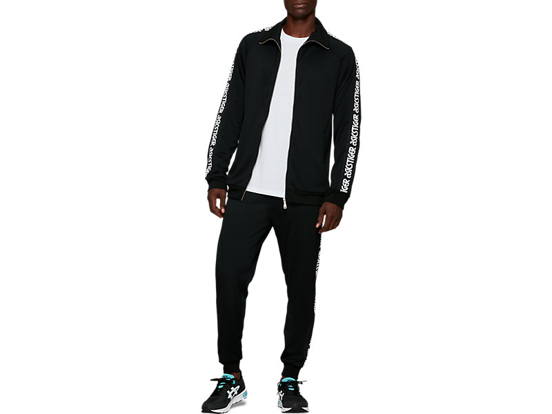 Jersey Jacket PERFORMANCE BLACK 1 FT